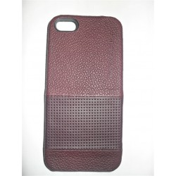 PIQUADRO COVER CUSTODIA RIGIDA IN PELLE PER iPhone®5 E 5S LASZLO