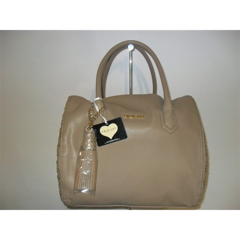 Cuori Bauletto Set Twin In Bouling Bag Originale Borsa Ecopelle TOPiZkXu
