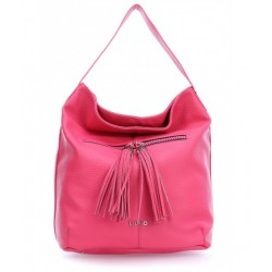 BORSA LIU JO SHOPPING HOBO EUBEA MONOSPALLA GIALLO BAG