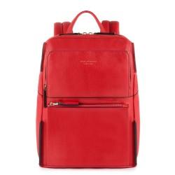 Piquadro zaino porta pc sirio ca3935w72 rosso outletdress - Zainetto porta pc piquadro ...
