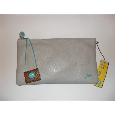 Tracolla Con Outletdress L Beyonce Busta Gabs In Pelle Grigio Borsa Ov0HYqBWcz