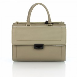 BORSA TWIN SET TOTE BAG BEIGE