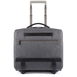 PIQUADRO TROLLEY PORTA PC E PORTA iPad®Air/Pro 9,7 ROSS CA4150W84/GR
