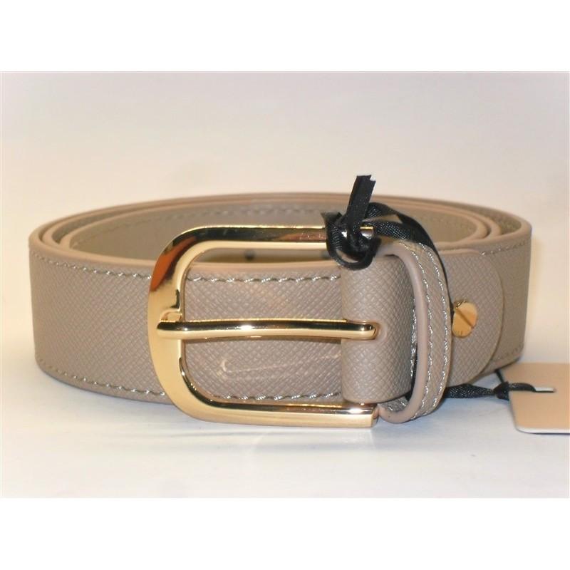 LIU JO Cintura in similpelle effetto saffiano colore cammello. Chiusura con  fibbia. TG  L Lunghezza  113 cm ca Misure  Altezza  3 84be0e607a3